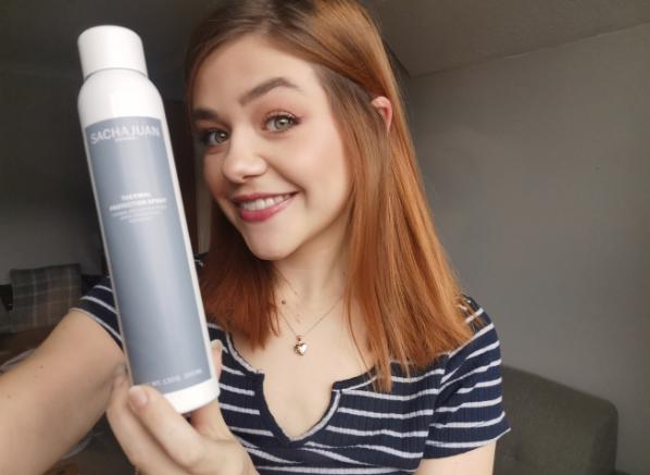 New beauty February 2021: Sachajuan Thermal Protection Spray