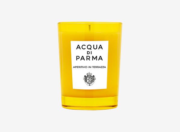 Acqua Di Parma Aperitivo in Terrazza Candle review
