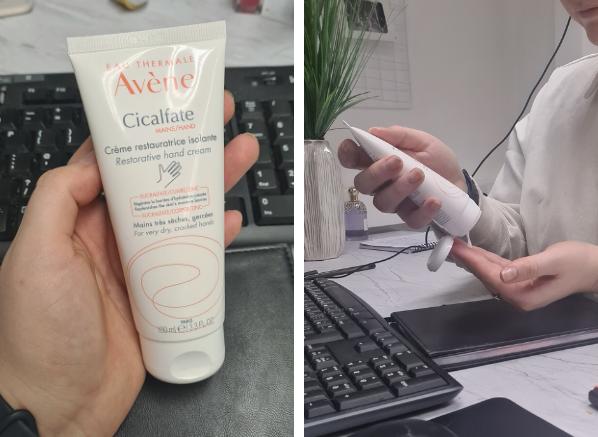 Team Favourite Hand Cream: Avene Cicalfate