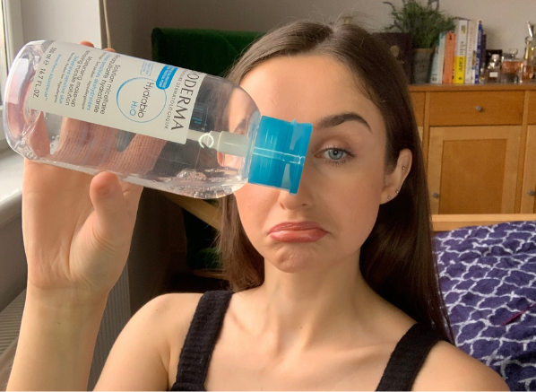 Beauty empties March 2021: Bioderma Hydrabio H2O - Micelle Solution