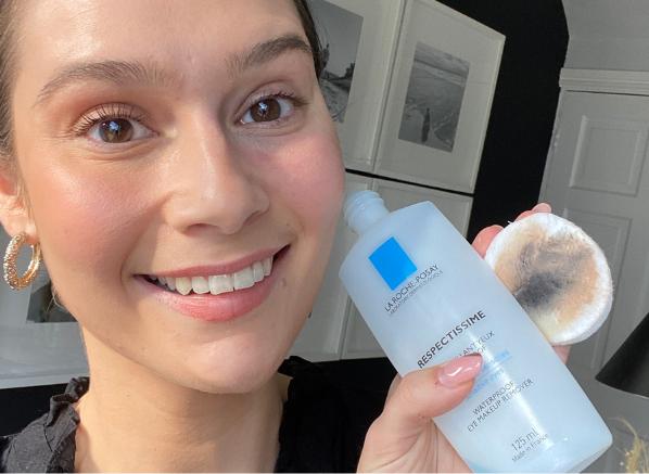Beauty empties March 2021: La Roche-Posay Respectissime Waterproof Eye Makeup Remover