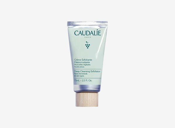 Caudalie Vinoclean Deep Cleansing Exfoliator - The Review