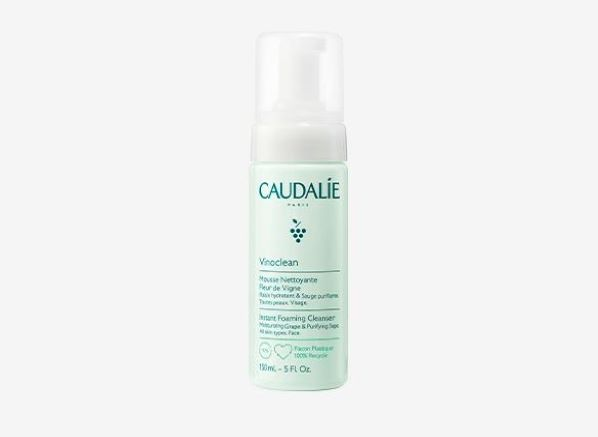 Caudalie Vinoclean Instant Foaming Cleanser - The Review