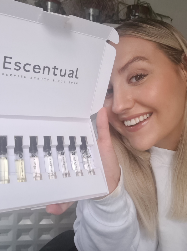 Monthly Favourites: Escentual Perfume Blind Trial Discovery Set March Floral