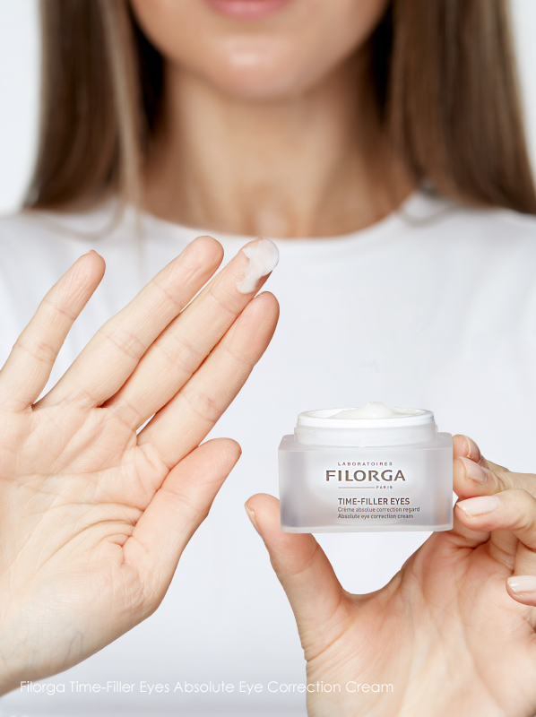 Best Botox Alternatives; Filorga Time-Filler Eyes Absolute Eye Correction Cream