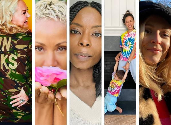 International Women's Day 2021: Caroline Hirons, Jada Pinkett Smith, Otegha Uwagba, Eva Chen and Fearne Cotton