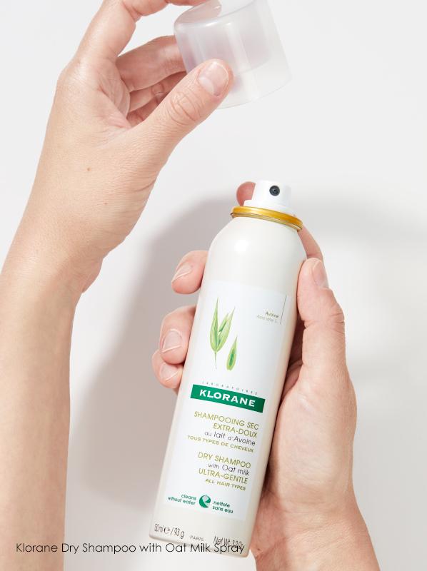 Best dry shampoo 2021: Klorane Dry Shampoo with Oat Milk Spray