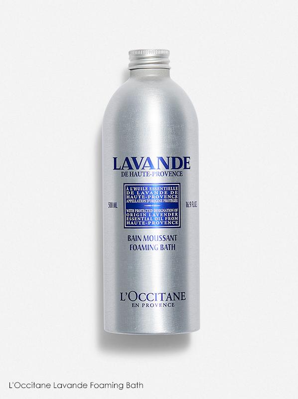 L'Occitane Top 10 Best-Sellers Guide: L'Occitane Lavande Foaming Bath