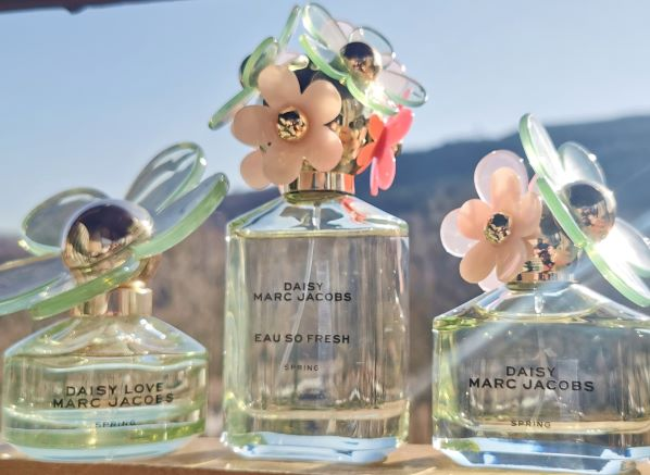 New Spring Fragrances: Marc Jacobs Daisy Spring Collection