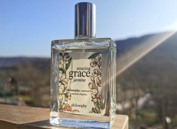 New Spring Fragrances: Philosophy Amazing Grace Jasmine Eau de Toilette