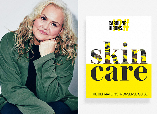 World Book Day Caroline Hirons Skincare: The Ultimate No-Nonsense Guide Competition