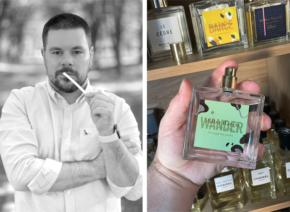 My Life In Perfume: Thomas Dunckley,...