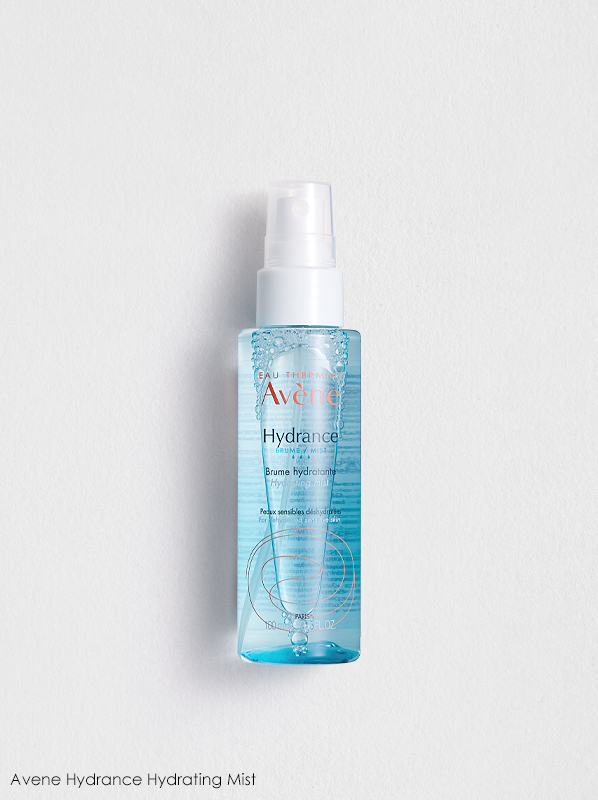 Avene Hydrance Hydrating Mist Review