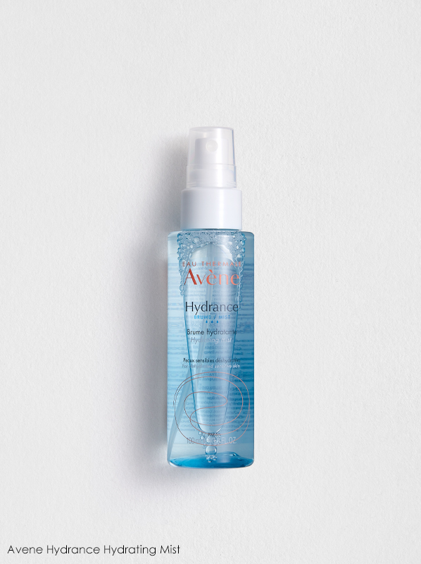 French Pharmacy Products for Wishlist: Avene Hydrance Hydrating Mist
