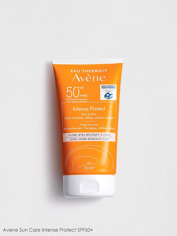 Avene Sun Care Intense Protect SPF50+ Review