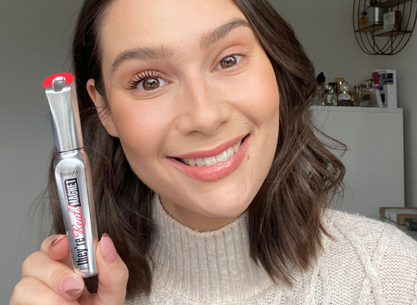 We Test The Most Hyped Mascaras Right Now; Benefit they're Real! Magnet Mascara