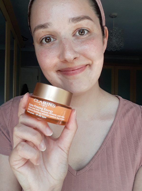 Beauty Favourites: Clarins Extra-Firming Energy Cream