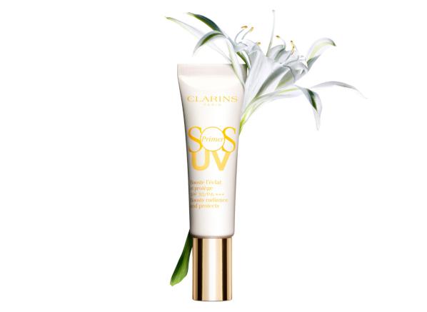 Clarins SOS UV Primer Review