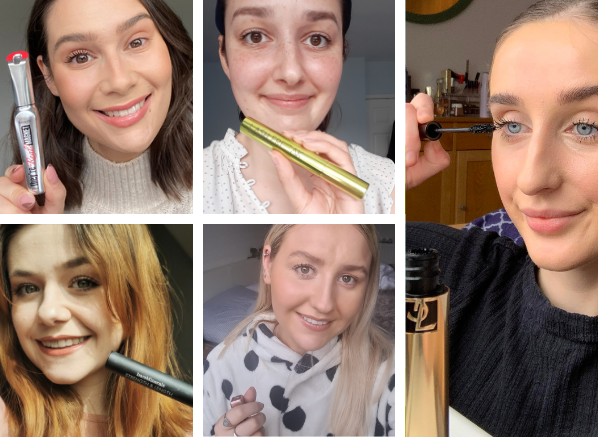 We Review The Most Hyped Mascaras Right Now; Benefit they're Real! Magnet, Lancome Lash Idole, Urban Decay Lash Freak, bareMinerals Strength & Length Serym-Infused, YSL Volume Effet Faux Cils Radical Mascara