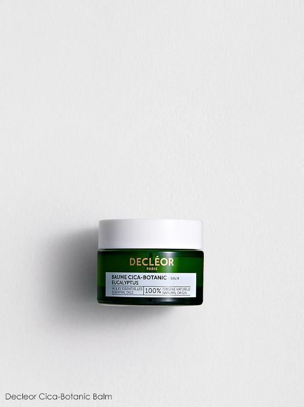 best mutlipurpose french pharmacy skincare: Decleor Cica-Botanic Balm