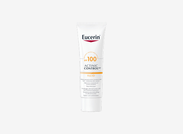 Eucerin Actinic Control MD Fluid SPF100 Review