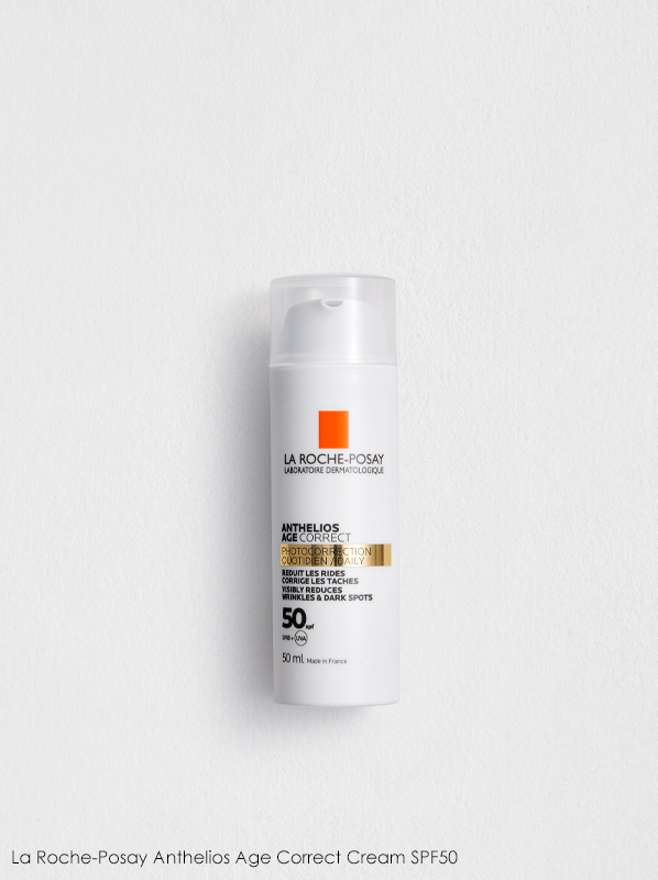 French Pharmacy Products for Wishlist: La Roche-Posay Anthelios Age Correct Cream SPF50