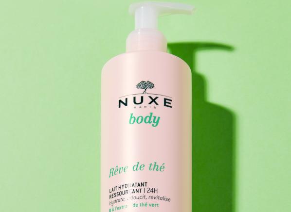 Nuxe Body Reve de the Revitalising Moisturising Milk - Review