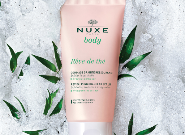 Nuxe Body Reve de the Revitalising Granular Scrub Review