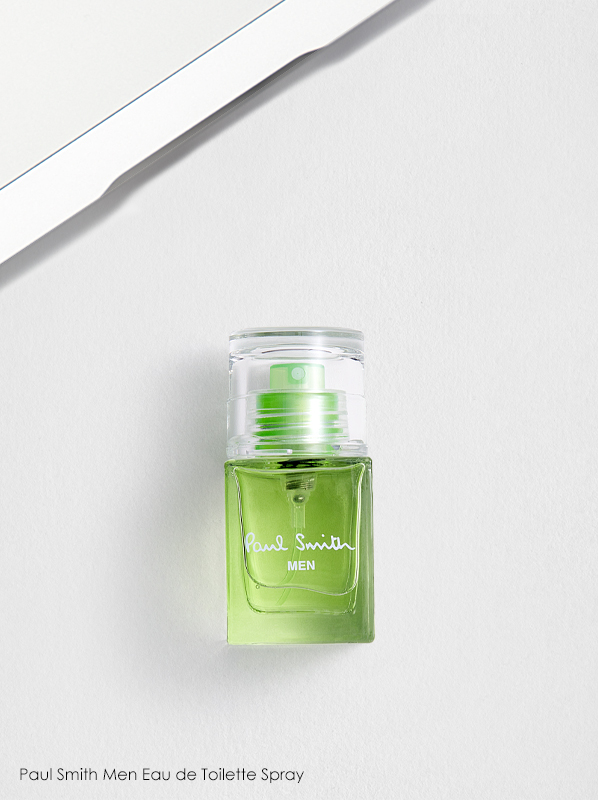 My Life In Perfume: Thomas Dunckley First Fragrance; Paul Smith Men Eau de Toilette