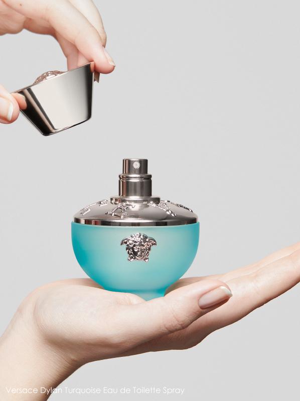 Versace Dylan Turquoise Eau de Toilette review