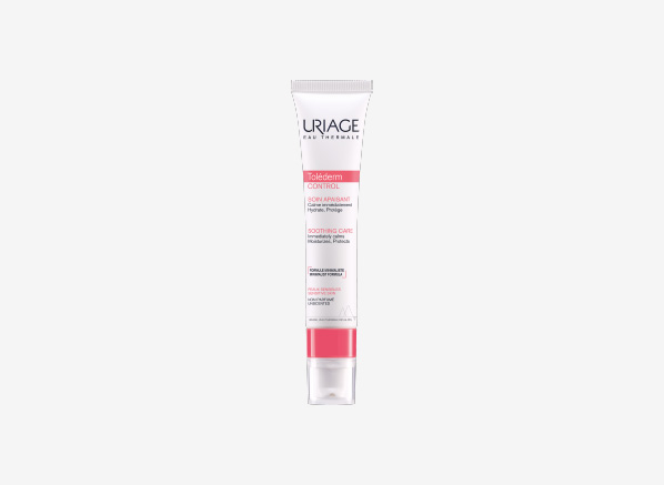 Uriage Tolederm Control Soothing Care Review