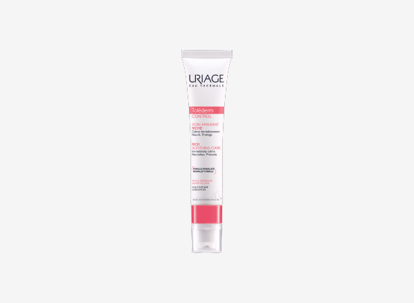 Uriage Tolederm Control Rich Soothing Care Review
