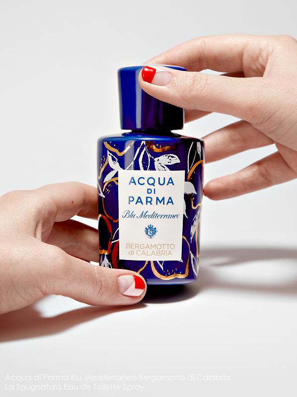 Acqua di Parma Blu Mediterraneo Bergamotto di Calabria La Spugnatura Eau de Toilette Spray review