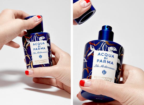 Acqua di Parma Blu Mediterraneo Bergamotto di Calabria La Spugnatura Eau de Toilette Spray for a review