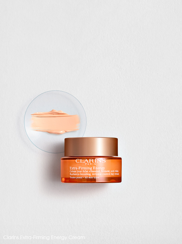 Anti-Ageing Skincare Technology: Clarins Extra-Firming Energy Cream