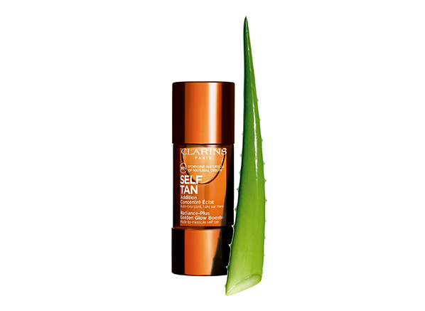 Clarins Radiance-Plus Golden Glow Booster for Face review