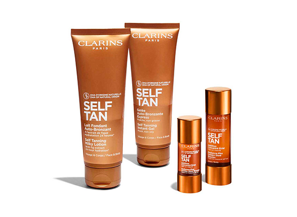 Clarins Self Tan for Clarins Radiance-Plus Golden Glow Booster for Face 15ml review