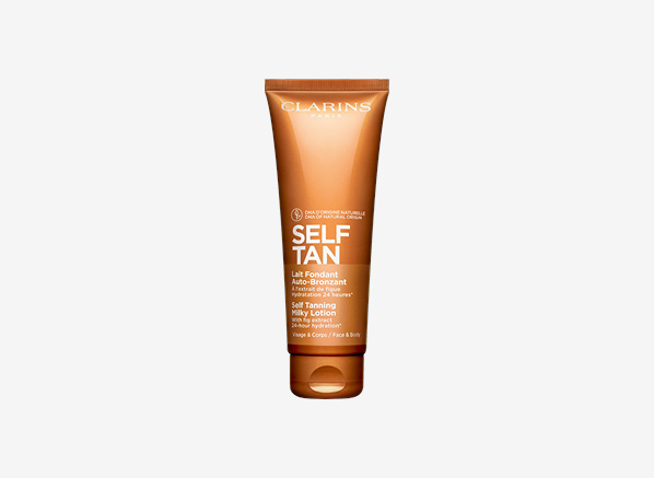 Clarins Self Tanning Milky Lotion...