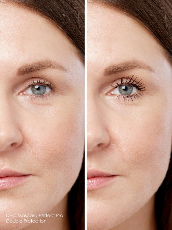 best lengthening mascara DHC Mascara Perfect Pro Double Protection