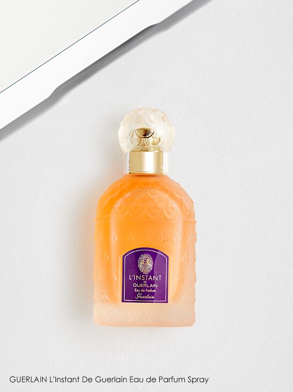 Warm fragrances; Guerlain L'Instant De Guerlain