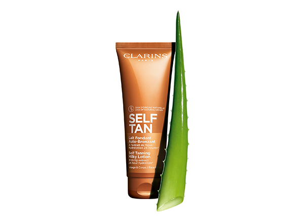 Clarins Self Tanning Milky Lotion Review