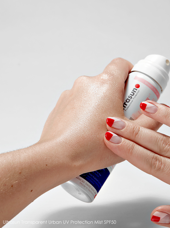 Ultrasun Transparent Urban UV Protection Mist SPF50 Review