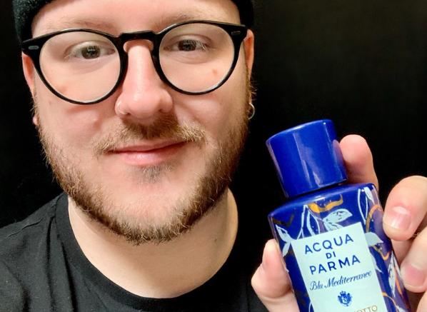 May Beauty Favourites; Acqua di Parma Blu Mediterraneo Bergamotto di Calabria La Spugnatura Eau de Toilette Spray