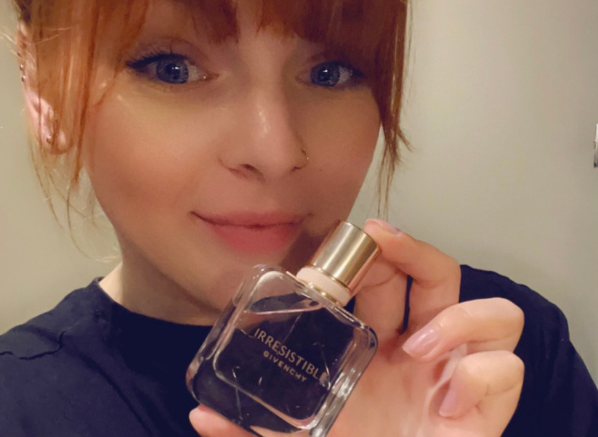 May Beauty Favourites; GIVENCHY Irresistible Eau de Toilette Spray