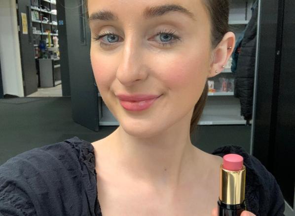 May Beauty Team Favourites; Lancome Teint Idole Ultra Wear Blush Stick in Ambitious Pink