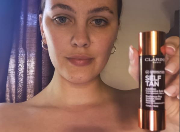 May Beauty Favourites; Clarins Radiance-Plus Golden Glow Booster for Body