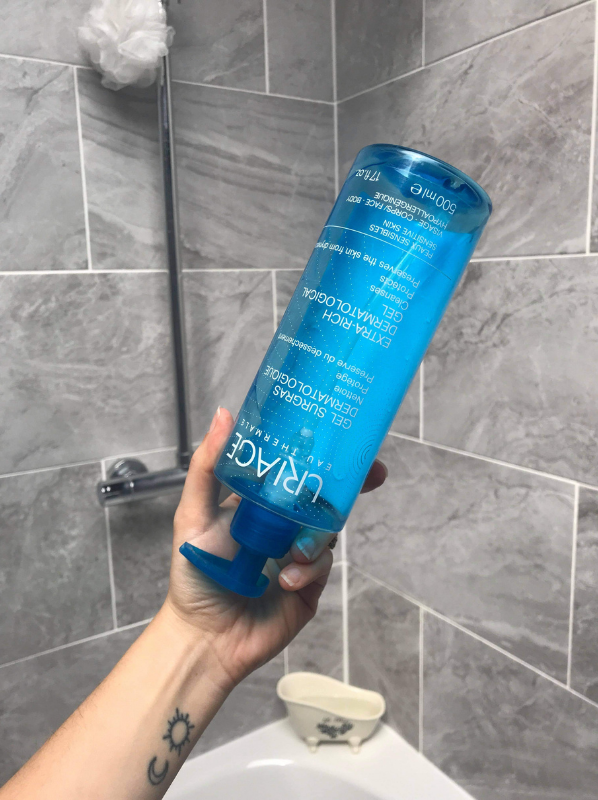 Beauty Empties: Uriage Extra-Rich Dermatological Cleansing Gel