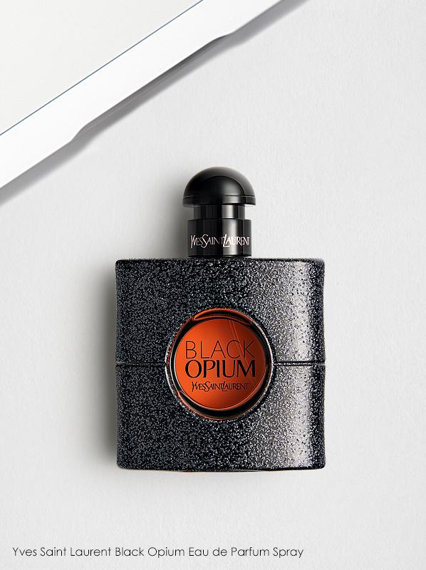 Warm Fragrances; YSL Black Opium