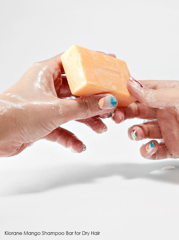 Klorane Mango Butter Solid Shampoo Bar Review