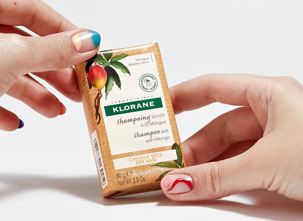 Klorane Mango Butter Solid Shampoo Bar...